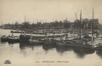 Vue du bassin Vergote en direction de l'Allée Verte en 1914, AVB/FI W-4354