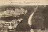 Zicht op de Grenadierskazerne en de Koninklijke Parklaan te Laken (verz. Belfius Bank © RAB-GOB)