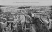 Vue panoramique de l'avenue Louis Bertrand depuis l'église Saint-Servais (Maison des Arts de Schaerbeek/fonds local)