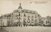 Angle du square Riga et de l'avenue Huart Hamoir (Collection Dexia Banque-ARB-RBC)