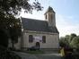 Rue de l'Allée Verte, ancienne église Sainte-Agathe (2014).