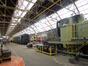 Voormalige atelier en remise voor locomotieven (NMBS)