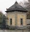 Avenue du Cimetière de Bruxelles, pavillon d'entrée du cimetière de Bruxelles