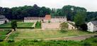 Algemeen zicht op de site van het Rood Klooster