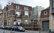 Rue Meyerbeer 29-31-33, Hôtel Danckaert