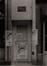 rue Haute 243, détail entrée de l'impasse Meert., 1980