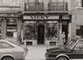 rue Haute 234, détail devanture., 1980