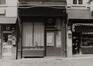 rue Haute 21, détail rez., 1980