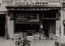 rue Haute 52, 54, 56, détail rez., 1980