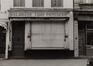 rue Haute 254, détail rez., 1980