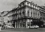 rue Royale 77, 79-81, angle rue du Congrès 2-4. Immeubles d'angle éclectiques ; Maisons néo-Renaissance italienne., 1981