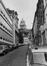 rue des Capucins, aspect rue, depuis la rue Blaes vers la rue Haute, 1980