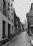 rue des Capucins, aspect rue, depuis la rue des Tanneurs vers la rue Haute, 1980