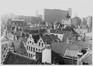 rue des Chapeliers 2-4, 6, 8-10, 12, vue des pignons depuis les toits, [s.d.]