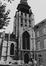place de la Chapelle. Église Notre-Dame de la Chapelle, tour., 1980
