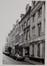 rue des Éperonniers, n° impairs. Ensemble de maisons traditionnelles et ancienne impasse du Duc de Savoie, vue depuis la rue Marché aux Fromages vers la place Saint-Jean, [s.d.]