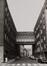 Stoofstraat, straatbeeld vanuit Cellebroersstraat., 1980