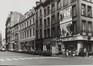 rue du Lombard 21 et suivantes, angle rue du Midi, 1980