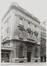 rue du Lombard 69 et 71-75. Ancien Hôtel de Limminghe et Palais du Gouverneur. Parlement Bruxellois, 1987