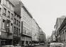 Rue du Midi, vue vers la rue des Bogards, 1979