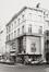 Rue du Midi 24-28, angle rue des Pierres. Ancien magasin Bally, 1985