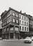 Rue du Midi 53-57, angle rue du Lombard, 1980