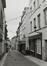 rue des Renards, n° pairs, vue depuis la rue Haute., 1980