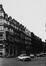 rue Antoine Dansaert, n° pairs, vue depuis la rue A. Orts., 1979