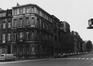 rue Antoine Dansaert, n° pairs, vue depuis le Vieux-Marché-aux-Grains vers le Nouveau-Marché-aux-Grains., 1979