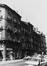 rue Antoine Dansaert 176-180 à 208, aspect rue., 1979