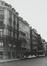 AugusteOrtsstraat, pare nummers, hoek Beursplein 2., 1979