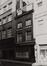 rue de Flandre 165. Arrière maison traditionnelle., 1978