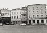 boulevard du Midi 61, 62, 63, 64, angle boulevard Maurice Lemonnier 218 et angle avenue de Stalingrad 117. Ancienne brasserie Express-Midi pour brasserie Caulier, 1979
