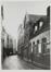 rue du Rempart des Moines, vue depuis la rue de Flandre, 1910