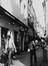 Petite rue des Bouchers, vue générale depuis la rue Marché aux Herbes., 1983