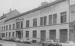 Chaussée d'Anvers 315-317, les Établissements Honoré Demoor et Cie en 1975© (© KIK-IRPA Brussels, Belgium)