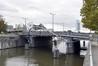 Vue du pont de Laeken vers le sud© ARCHistory / APEB, 2017