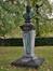 Parc Léopold, buste de Jean Linden, 2015