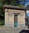 Parc Léopold, pavillons d'entrée rue Belliard, 2015
