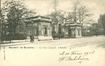 Parc Léopold, pavillons d'entrée, 1905© (Collection Dexia Banque – ARB-RBC)
