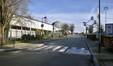 Avenue de Bouchout, vue depuis l'avenue de Marathon vers le square de l'Atomium© ARCHistory / APEB, 2018