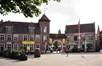 Bruparck, The Village, vue de l'entrée en 2011© ARCHistory / APEB, 2011