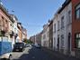 Rue du Champ de la Couronne, vue depuis le milieu du dernier tronçon vers l'est© (© APEB, 2017)