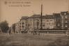 Vue du boulevard Bockstael avec, à droite, la rue du Champ de la Couronne© AVB/FI W-11