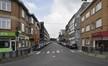 Avenue de Busleyden, vue du tronçon ouest depuis l'avenue Jean de Bologne© ARCHistory / APEB, 2018