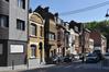 Rue de Vrière, vue du troisième tronçon côté impair, 2017