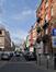 Rue Edmond Tollenaere, vue depuis la rue Laneau vers la rue Léopold Ier, 2017