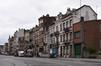 Boulevard Émile Bockstael, vue du côté pair depuis la rue du Champ de la Couronne vers le sud, 2017
