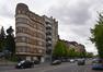 Boulevard Émile Bockstael, vue du côté impair depuis la fin de la rue du Mont Saint-Alban, 2017