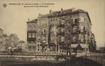 Boulevard Émile Bockstael, vue du pan sud du rond-point, AVB/FI W-4 (1928-1929)